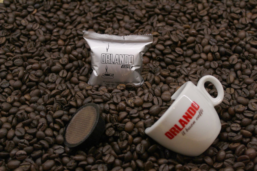 Caffè in Capsula Compatibile Lavazza A Modo Mio Miscela Classica - Caffè Orlando