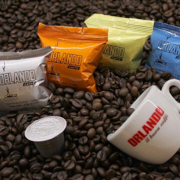 Caffè in Capsula Compatibile Nespresso - Caffè Orlando