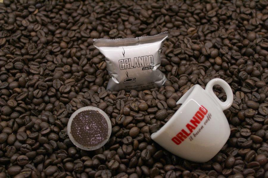 Caffè in Capsule Compatibili Lavazza Miscela Classica - Caffè Orlando