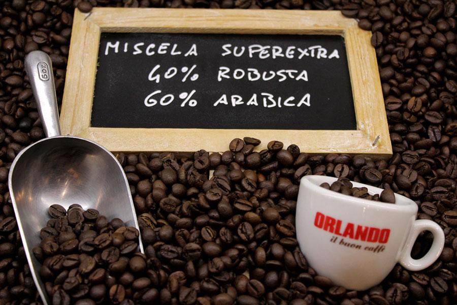 caffè Miscela Superextra
