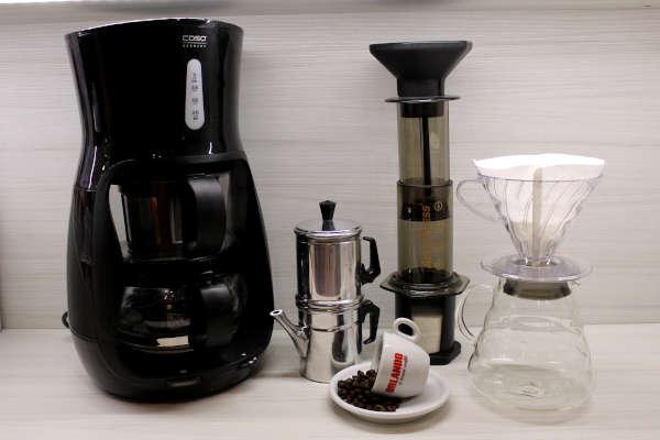 Metodi di estrazione - Caffè Orlando