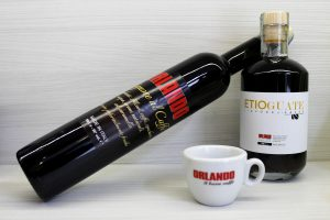 Etioguate + Liquore al Caffè Orlando