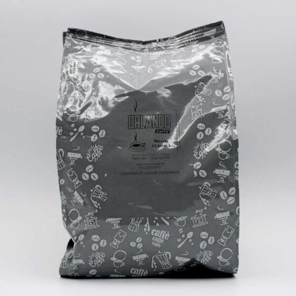 Caffè in Capsula Compatibile Dolce Gusto Nescafè - Miscela Classica - Caffè Orlando